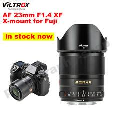 VILTROX AF 23mm F1.4XF Auto Focus STM Humanistic Lens Fr Fujifilm X-mount Camera