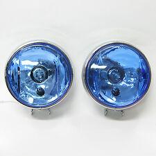 NEU 2 Universal Blau Auto Transporter Punkt Nebel Positionsleuchten Lichter H3