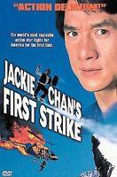 Jackie Chan's First Strike (1999, DVD) - Brand New