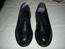 WOMEN'S BATES BLACK LEATHER DRESS OXFORDS SIZE 6M MADE IN USA
