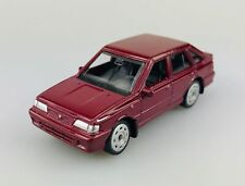 WELLY POLONEZ CARO PLUS RED 1:60 POLISH CLASSICS DIE CAST METAL MODEL NEW