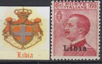Italy Libia - Sassone n. 19  MNH** cv 120$