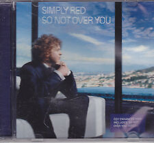 Simply Red-So Not Over You cd maxi single