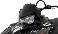 Cobra Powermadd Windshield Polaris IQ/RMK/Switchback/Shift Low Black