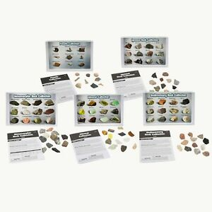 Learning Resources Complete Rock Collection