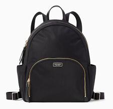 -kate Spade Large Dawn Bag Nylon Backpack Purse WKRU5919