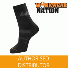 Snickers 9213 AllroundWork, 2-Pack Wool Socks - SALE PRICE