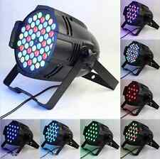 FARO FARETTO LED RGB DMX 36 x3 WATT PAR STROBO FLASH WASH PROGRAMMABILE DISCO DJ