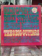 The Big Guitars Glen Campbell, Billy Strange, and Howard Roberts LP
