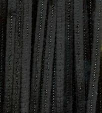 Black Pipecleaners Stems 4mm 150mm stems chenille Assorted Pack Size Spider legs