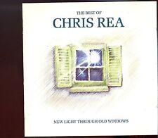 Chris Rea / New Light Through Old Windows - The Best Of Chris Rea