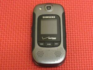 "Samsung SCH-U680 Convoy 3 Verizon Wireless 1.3"" 512MB Flip Cell Phone *Tested*"