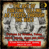 Fortune telling collection | prediction of Dreams, palms, tarot, oracle, signs