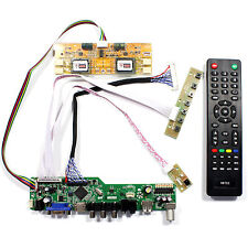 TV HDMI VGA AV USB LCD Control Board For G190EG01  M170EG02  1280x1024 LCD