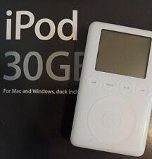Apple IPod Classic 3. Generation 30 GB