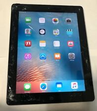 Apple iPad 2 16GB, Wi-Fi + Cellular (AT&T), 9.7in - Black - Fair Condition