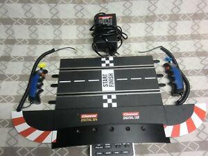 Carrera Digital 124 / 132 Control Unit 30352 mit Trafo und 2 Regler