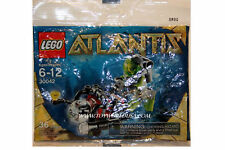 Lego ATLANTIS #30042 Deep Sea Diver Building Toy Set