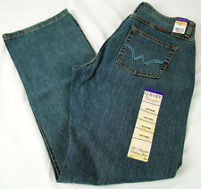 Wrangler Q BABY Apache Storm Mid Rise Stretch Boot Cut Womens Jean Sz 11/12 x 32