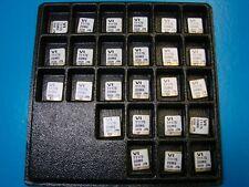 Vectron 20 MHz TCXO 5v 2.5ppm -30c À 75c T1175-20m000000 Qty.25