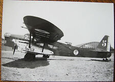 AVIATION, PHOTO AVION POTEZ 540 N° 3, INSIGNE SUR FUSELAGE, (DEESSE HINDOUX ???)