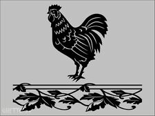 Rooster Wall Decal , Kitchen