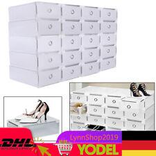 20 Schuhaufbewahrung Schuhbox Schuhkasten Aufbewahrungsbox Schuhkarton Shoe box