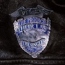Their Law: The Singles 1990-2005 [DLCD] by The Prodigy (Vinyl, Jun-2014, 2 Discs, XL)