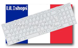 Clavier Français Original Toshiba 9Z.N7USU.B0F NSK-TVBSU 0F 0KN0-ZW3FR23 NEUF