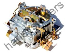 REBUILT MARINE CARBURETOR QUADRAJET FOR V8 305 ENGINE