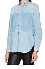 G-STAR Modern Arc 3D BF Shirt LS-  Lt Aged Size M RRP $189