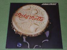 Judas Priest Rocka Rolla Blanco Vinilo Lp De Vuelta En Negro – BOBV 251LP 180 Gr