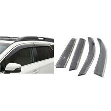 OEM 2010-2014 Subaru Legacy Side Window Deflectors Rain Guards NEW E3610AJ100