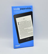 Amazon Kindle Paperwhite 2018 6 Zoll, 32GB mit Spezialangeboten, schwarz NEU OVP