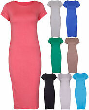 Jersey Stretch, Bodycon Casual Dresses