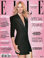 ELLE France 12 May 2017 SANDRINE KIBERLAIN Cannes Special ELLEN DE WEER @New@