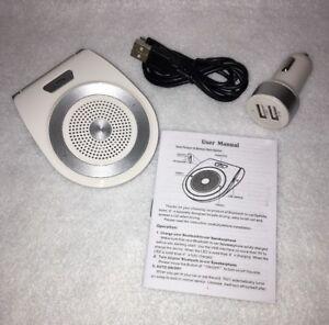 Wireless In Car Speakerphone T821 White