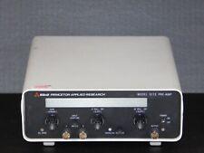 EG&G Princeton Applied Research 5113 Low Noise Preamplifier Pre Amp PARC Unit