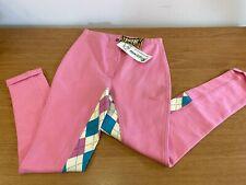 "Requisite Robinsons Pink Children's Jodhpurs - Size 28"" (D4)"
