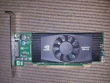 Dell NVIDIA Quadro NVS 420 512MB GDDR3 SDRAM PCI-E 0H995J 0K722J CABLE INCLUDED