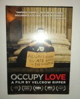 NEW & SEALED Occupy Love Dvd Documentary Global Climate Change Justice Movement