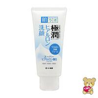 ☀Rohto Hada Labo Hadalabo Gokujyun Hyaluronic Cleansing Foam Face Wash 100g F/S