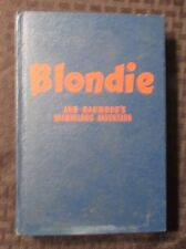 1947 BLONIE And Dagwood's Marvelous Invention by Chic Young HC VG+