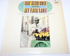 NAT KING COLE - Sings My Fair Lady [Vinyl LP,1964] USA Import  W 2117 *EXC*