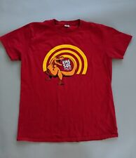 Large Toppling Goliath King Sue T-Shirt Red Craft Beer Graphic Tee Shirt Rare