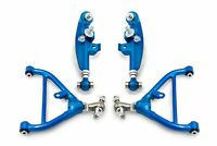 Adjustable Front And Rear Lower Control Arms Kit for Nissan S13 S14 S15 SR20DET