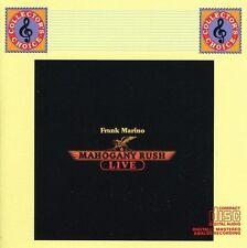 Frank Marino, Frank - Frank Marino & Mahogany Rush - Live [New CD]