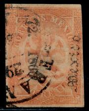 ax07 Mexico #25 t-5 8R Eagle, Mexico 72.1866 800 sent Est $100-200