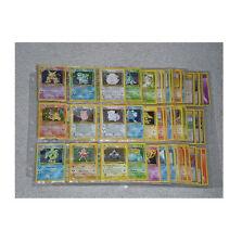 Complete Pokemon Base 2 Set 130 CARDS Charizard II-2000