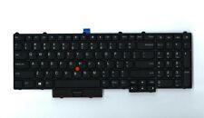 New listing Lenovo Thinkpad P71 01Er951 01Hw241 Non Backlit Keyboard
